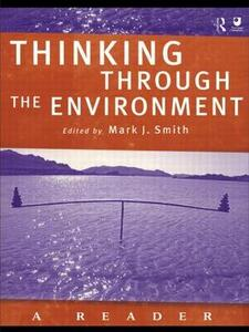 Thinking Through the Environment: A Reader - cover
