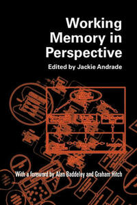 Working Memory in Perspective - cover
