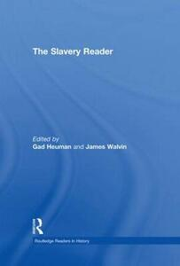 The Slavery Reader - cover
