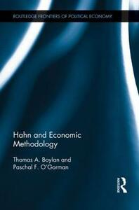 Hahn and Economic Methodology - Thomas Boylan,Paschal O'Gorman - cover