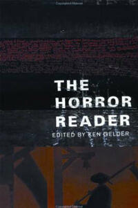 The Horror Reader - cover