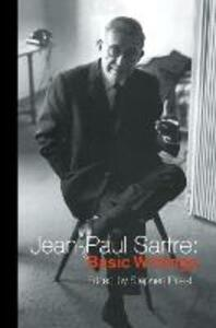 Jean-Paul Sartre: Basic Writings - Jean-Paul Sartre - cover