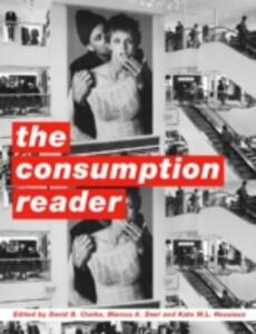 The Consumption Reader - cover