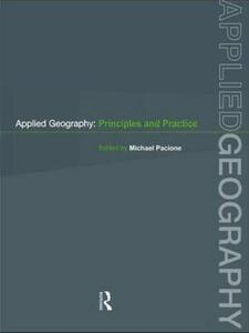 Applied Geography: Principles and Practice - cover