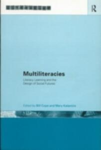 Multiliteracies: Lit Learning - cover