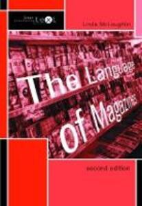 The Language of Magazines - Linda McLoughlin - cover