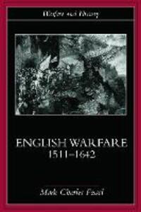 English Warfare, 1511-1642 - Mark Charles Fissel - cover