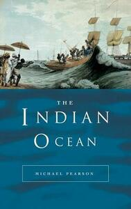 The Indian Ocean - Michael N. Pearson - cover