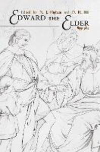 Edward the Elder: 899-924 - N. J. Higham - cover