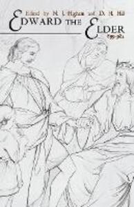 Edward the Elder: 899-924 - cover