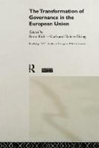 The Transformation of Governance in the European Union - cover