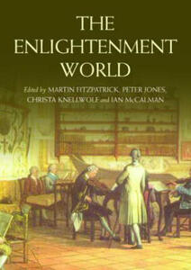 The Enlightenment World - cover
