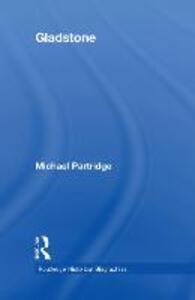 Gladstone - Michael Partridge - cover