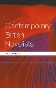 Contemporary British Novelists - Nick Rennison - cover