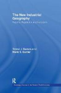 The New Industrial Geography: Regions, Regulation and Institutions - cover