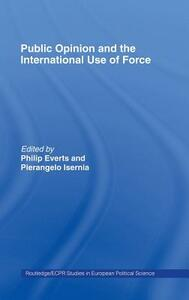 Public Opinion and the International Use of Force - cover