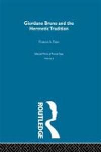 Giordano Bruno & Hermetic Trad - cover
