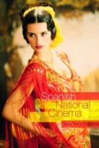 Spanish National Cinema - Nuria Triana-Toribio - cover