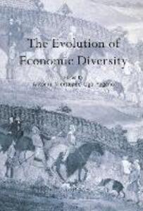 The Evolution of Economic Diversity - cover