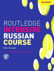 Routledge Intensive Russian Course - Robin Aizlewood - cover