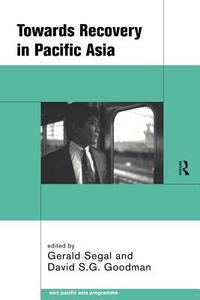Towards Recovery in Pacific Asia - cover