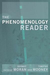 The Phenomenology Reader - cover