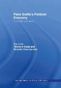 Piero Sraffa's Political Economy: A Centenary Estimate - cover