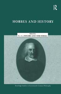 Hobbes and History - cover