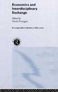 Economics and Interdisciplinary Exchange - cover