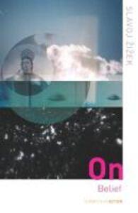 Foto Cover di On Belief, Libri inglese di Slavoj Zizek, edito da Taylor & Francis Ltd