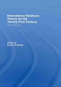 International Relations Theory for the Twenty-First Century: An Introduction - cover