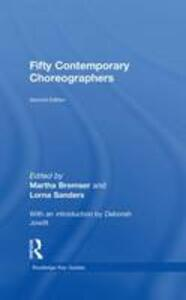 Fifty Contemporary Choreographers - cover