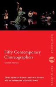 Fifty Contemporary Choreographers - cover