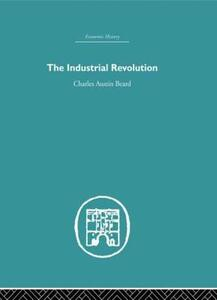 Industrial Revolution - Charles A. Beard - cover