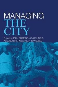 Managing the City - cover