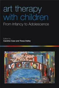 Art Therapy with Children: From Infancy to Adolescence - cover