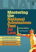 Libro in inglese Mastering the National Admissions Test for Law Mark Shepherd