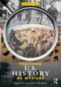 teaching us history as mystery zevin jack gerwin david