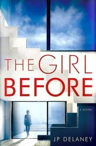 Libro in inglese The Girl Before  - Jp Delaney