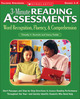 3-Minute Reading Assessm