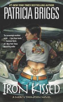 Iron Kissed - Patricia Briggs - cover