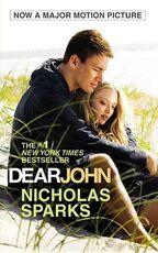 Libro in inglese Dear John Nicholas Sparks