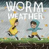 Libro in inglese Worm Weather Tomie dePaola