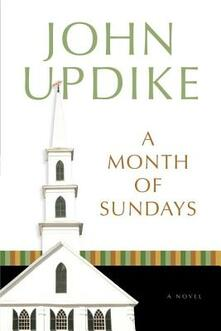 A Month of Sundays - John Updike - cover