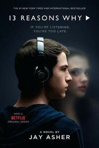 Libro in inglese 13 Reasons Why  - Jay Asher