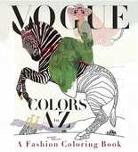 Libro in inglese Vogue Colors A to Z: A Fashion Coloring Book Vogue Valerie Steiker