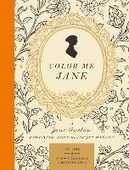 Libro in inglese Color Me Jane: A Jane Austen Colouring Book Jacqui Oakley