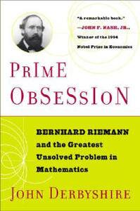 Libro in inglese Prime Obsession  - John Derbyshire