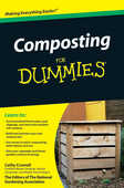 Libro in inglese Composting For Dummies Cathy Cromell The National Gardening Association