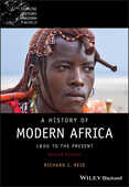 Libro in inglese A History of Modern Africa: 1800 to the Present Richard J. Reid